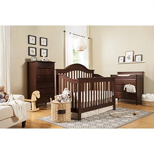 Best Convertible Baby Crib 2017 Includes Greenguard
